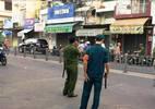 Nã súng bắn chết người ở Sài Gòn