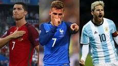 The Best: Ronaldo đánh bại Messi để bá chủ thế giới?