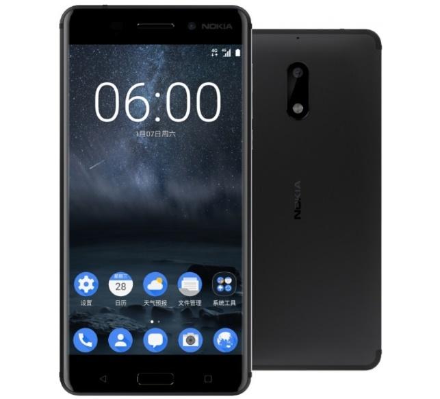 Nokia 6, smartphone, Nokia