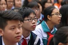 Gần 1,2 nghìn học sinh Hà Nội tham gia tranh tài tiếng Anh