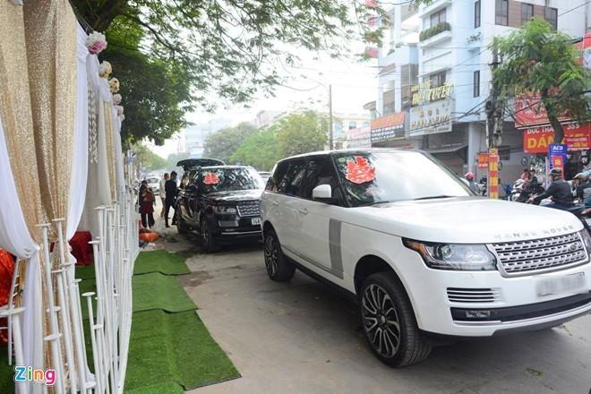 Đại gia tặng Rolls-Royce Ghost cho Thu Ngân trong đám hỏi