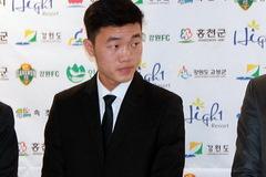 Ra mắt Gangwon FC, Xuân Trường hết lời khen ngợi Công Vinh