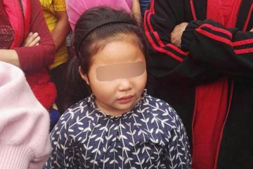 Bé gái 7 tuổi thực hiện hàng loạt vụ trộm