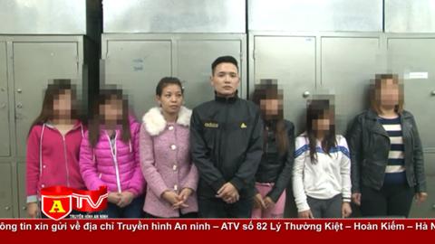 Hà Nội: Triệt xóa ổ mại dâm lớn nhất huyện Phúc Thọ