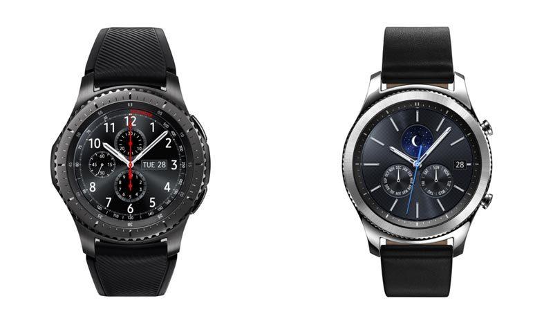 Samsung, Gear S3, smartwatch, iOS
