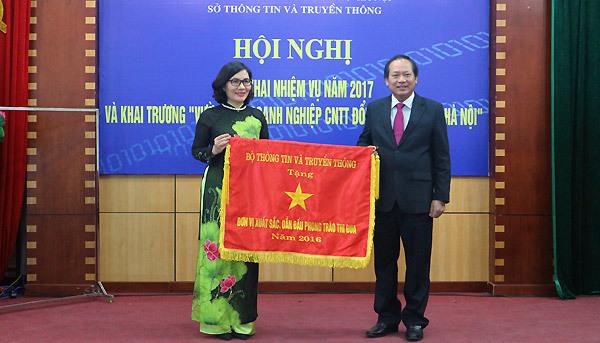 Hà Nội cần nỗ lực hơn nữa về viễn thông, CNTT