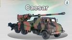 CAESAR - Sức mạnh pháo tự hành