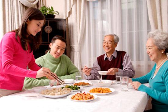 lễ tết, ăn uống lễ tết, ăn uống tết tránh béo phì