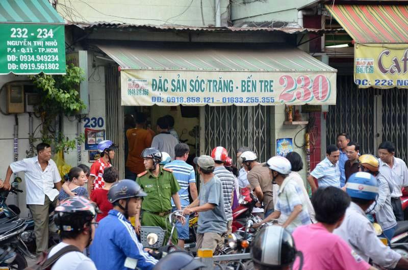 Lộ diện kẻ nã súng giết người giữa ban ngày ở Sài Gòn
