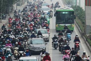 5 tuyến buýt thường thay đổi luồng tuyến vì buýt nhanh