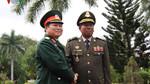 Hội đàm Quân sự cấp cao giữa Bộ Quốc phòng VN- Campuchia