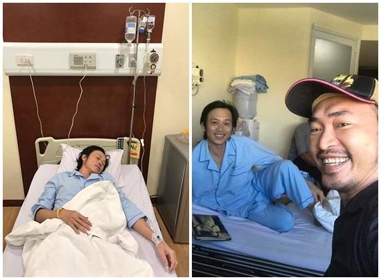 Mr Đàm nói gì về tình hình sức khỏe của Hoài Linh?