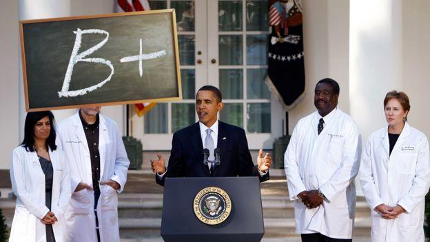 Nhìn lại di sản của Tổng thống Obama