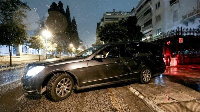 Quan chức lãnh sự Nga ở Hy Lạp tử vong tại nhà riêng