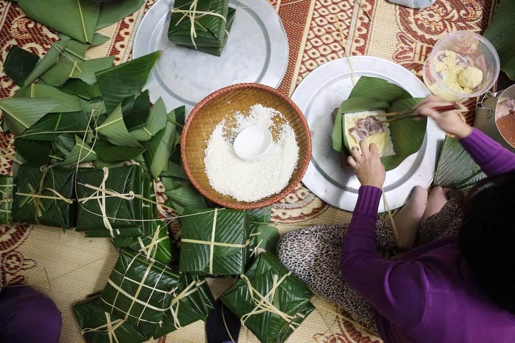Các món bánh truyền thống dịp đầu năm mới ở các nước châu Á