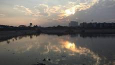 Hồ Đầm Hồng gương mặt mới của Thủ đô