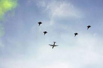 Phát hiện 10 máy bay TQ ở vùng phòng không Hàn