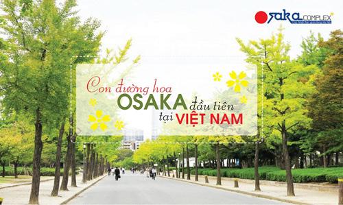 Osaka Complex: Chung cư cao cấp tại cửa ngõ Nam Hà Nội.