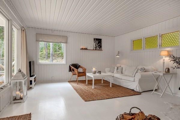 Thiết kế nhà cấp 4 đẹp tiện nghi với nội thất tối giản - ảnh 4