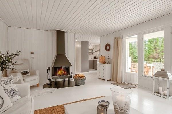 Thiết kế nhà cấp 4 đẹp tiện nghi với nội thất tối giản - ảnh 5