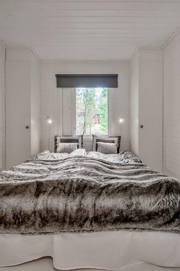 Thiết kế nhà cấp 4 đẹp tiện nghi với nội thất tối giản - ảnh 8