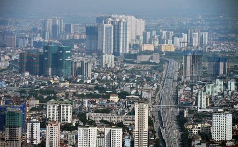 Hà Nội: Hơn 50.000 căn hộ 'đổ bộ' thị trường năm 2017