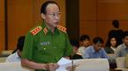 Thượng tướng Lê Quý Vương: Có tình huống buộc phải nổ súng