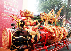 """Chiêm ngưỡng """"cụ pháo"""" lớn nhất của làng Đồng Kỵ"""