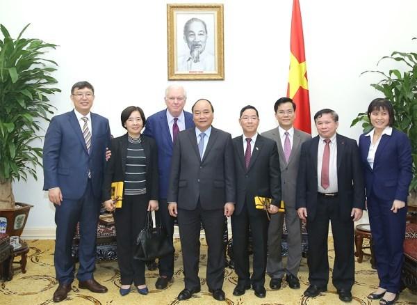 Thủ tướng, thủ tướng Nguyễn Xuân Phúc, ĐH Fulbright Việt Nam, khởi nghiệp