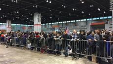 Người dân xếp hàng dài chờ nghe Obama nói lời tạm biệt