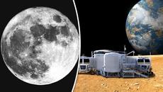 Phát hiện địa điểm sống lý tưởng trên Mặt trăng