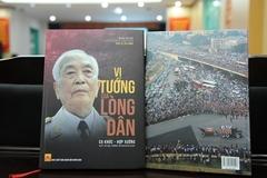 Cuốn sách đặc biệt về Đại tướng Võ Nguyên Giáp