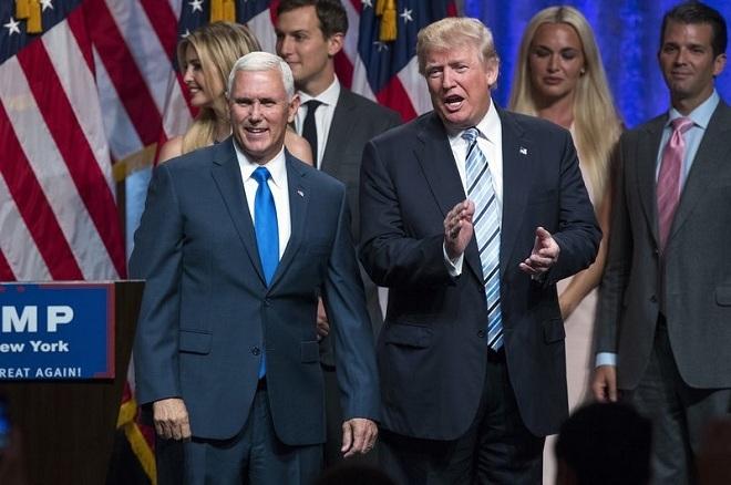 Hoa Kì, Donald Trump, dân chủ
