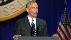 Những lần Tổng thống Obama rơi nước mắt