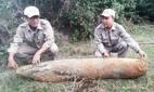 Quảng Trị phát hiện bom gần 300kg