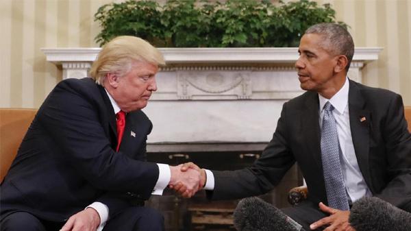 Dân Mỹ tin Obama hơn Trump