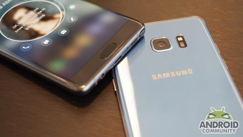 Samsung vô tình để lộ tính năng đặc biệt trên Galaxy S8