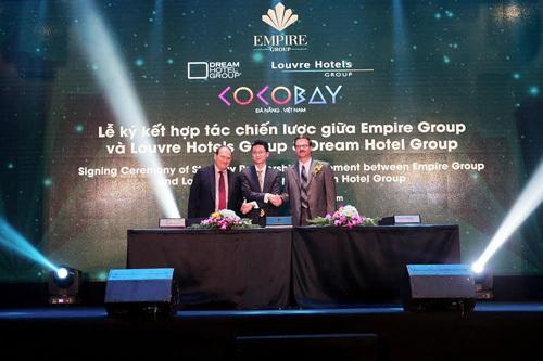Empire Hospitality và chiến lược đứng trên vai 'người khổng lồ'