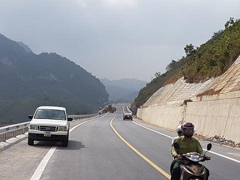 Hà Nội đi Bắc Kạn tiết kiệm được 2 tiếng đi đường