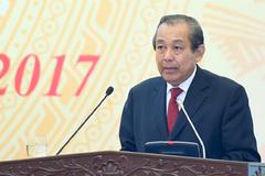 Phó Thủ tướng: Chống lợi ích nhóm ngay khâu xây dựng chính sách