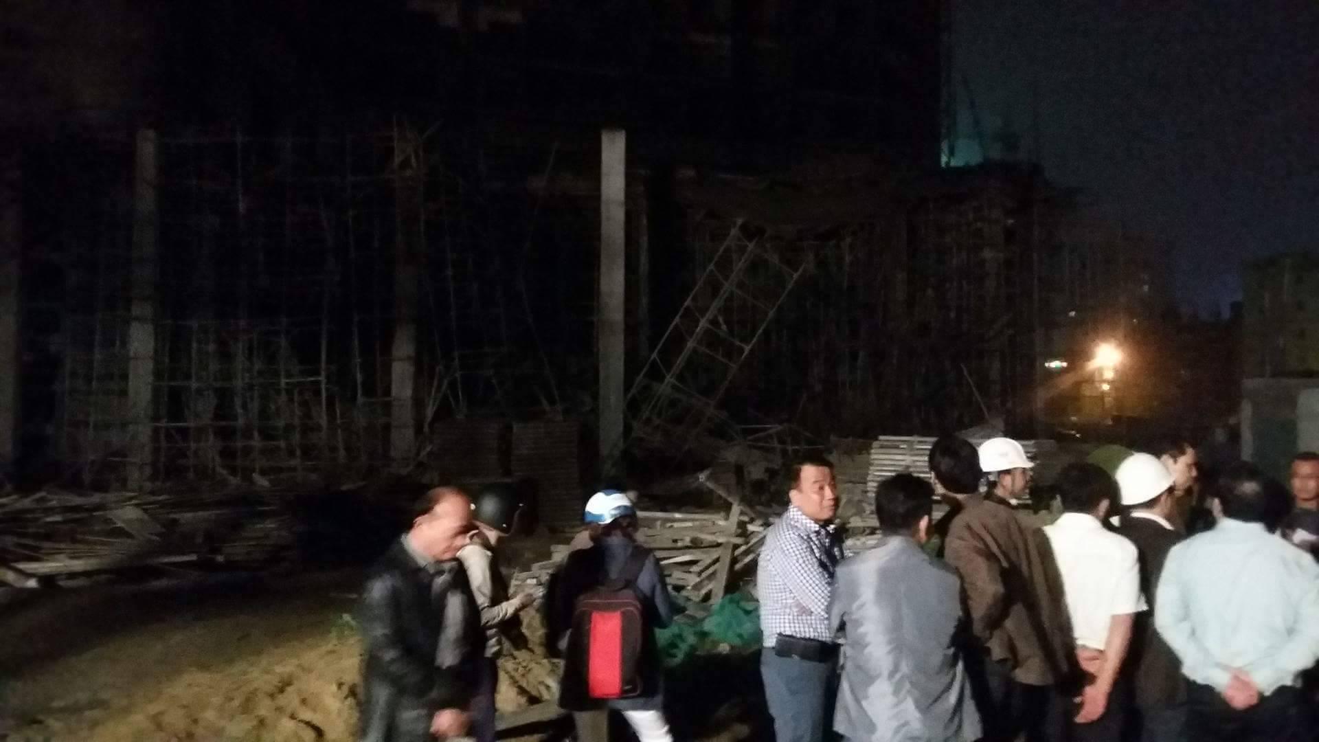 Sập nhà ở Đà Nẵng, nhiều người bị thương - ảnh 6
