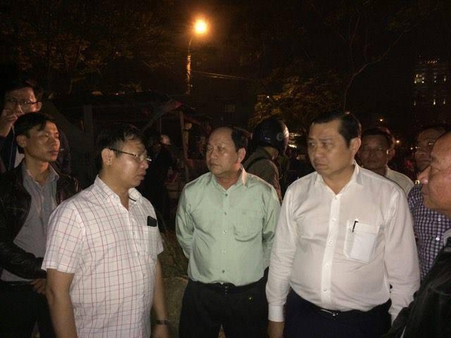 Sập nhà ở Đà Nẵng, nhiều người bị thương - ảnh 3