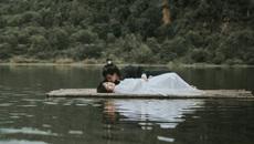 Bộ ảnh cưới theo phong cách 'Lạc trôi' khiến dân mạng thích thú
