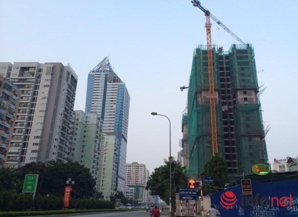 Vạch kẽ hở khiến các chủ đầu tư chung cư phù phép tăng tầng cao dễ dàng - ảnh 1