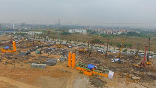 Đất nền Tây Hà Nội tiếp tục bùng nổ năm 2017 - ảnh 1