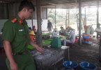 Bắt quả tang cơ sở dùng hóa chất chế biến thủy sản