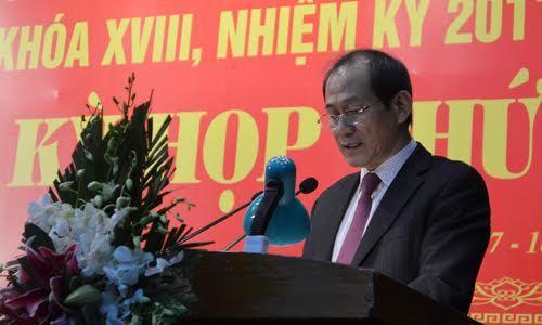 Bán hàng đa cấp, Bí thư Huyện ủy Mê Linh bị khiển trách