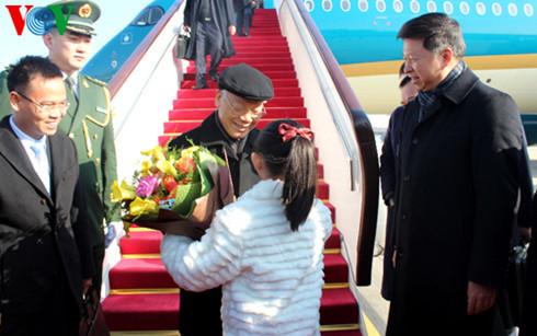 Tổng bí thư đến Bắc Kinh - ảnh 3