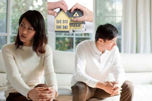 ly hôn, vợ cũ, tài sản, tài sản chung