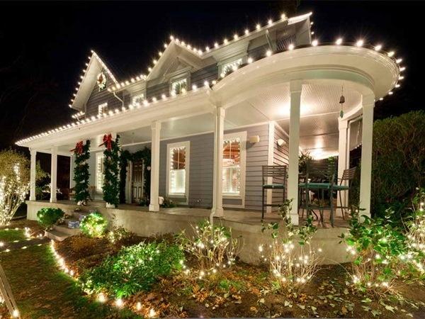 trang trí nhà, trang trí nhà đón tết, trang trí nhà bằng đèn LED